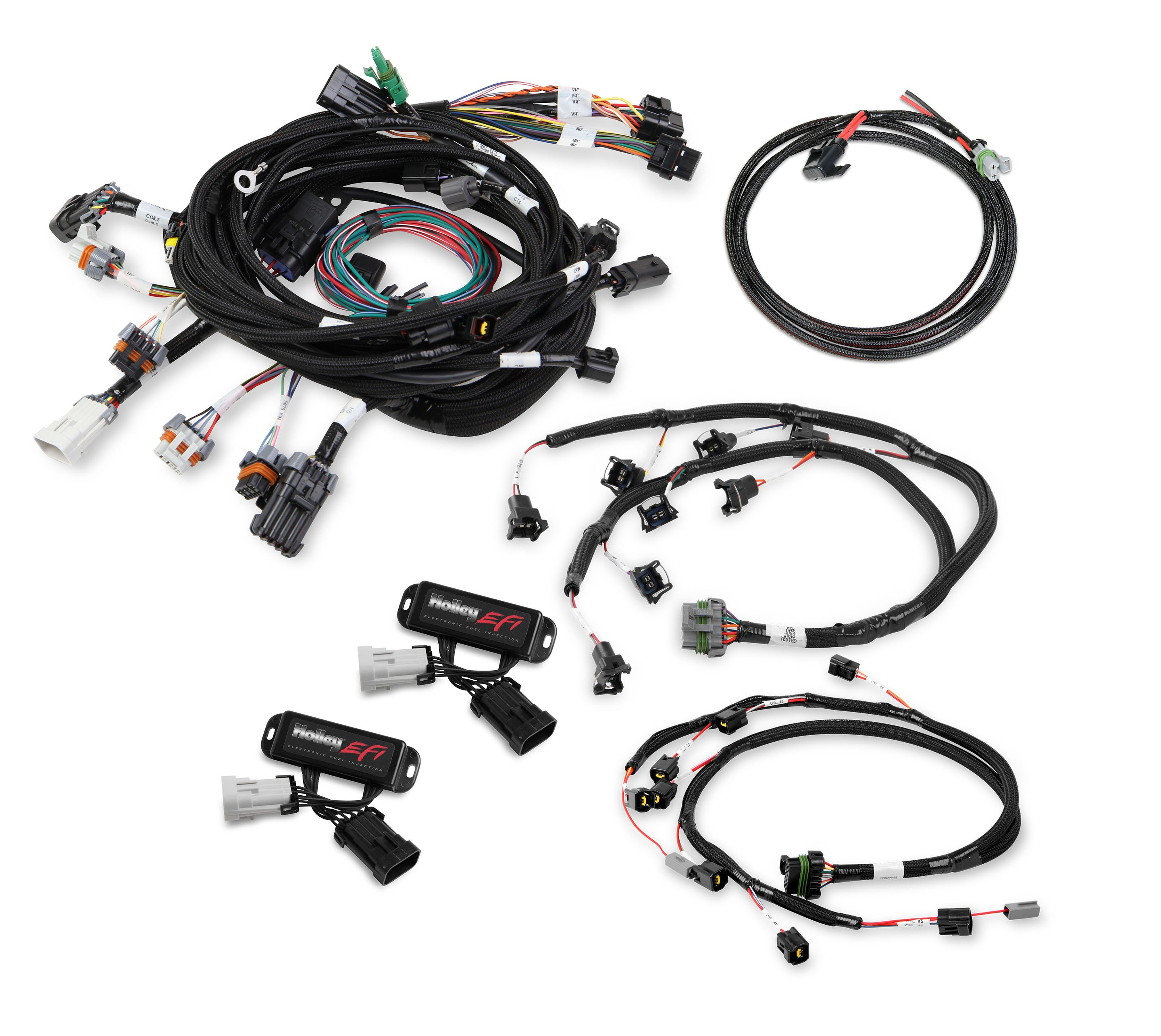 Ford Modular 2 Valve EFI Harness Kit on
