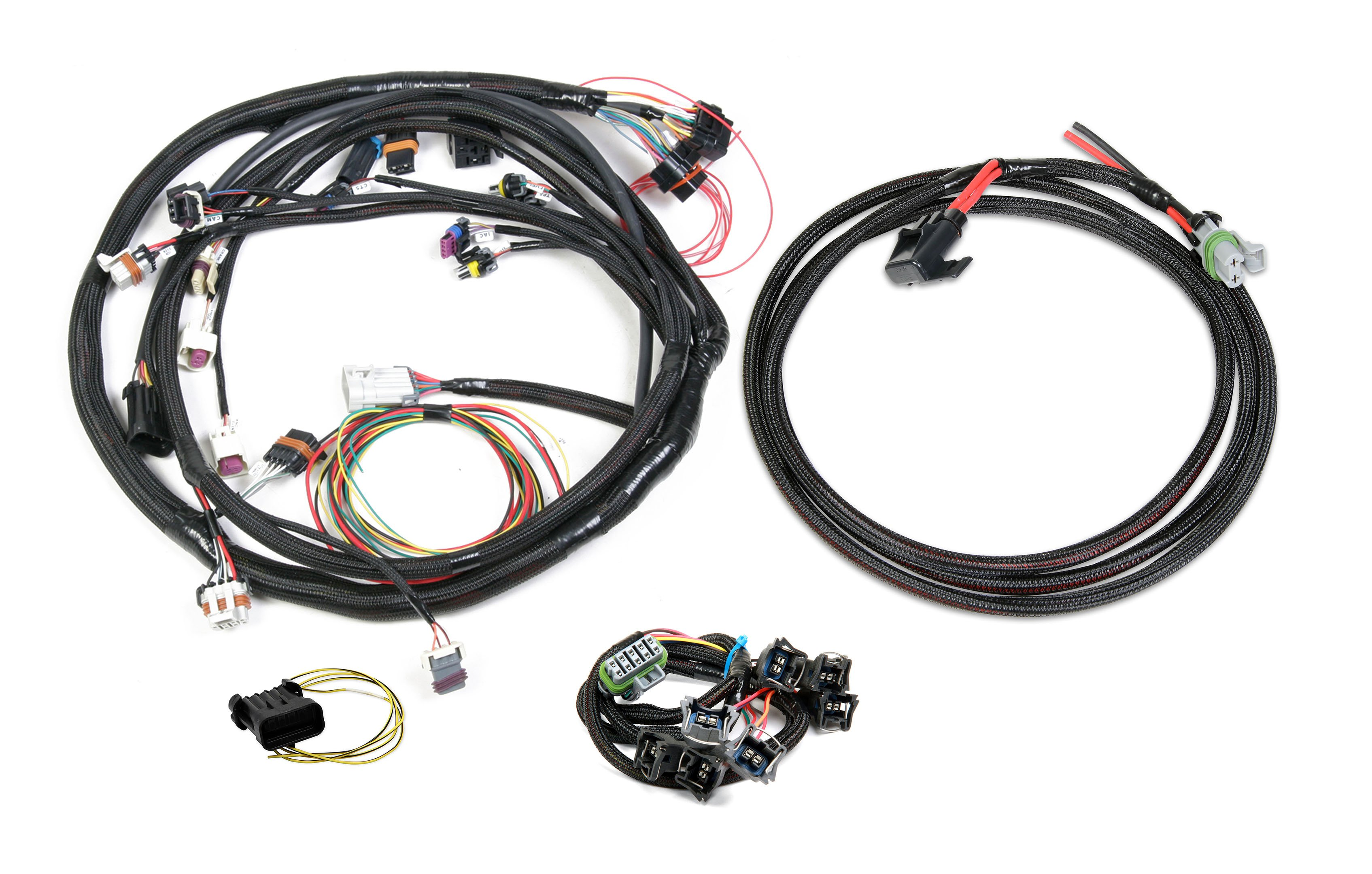 Holley Efi 558 508 Universal Ford V 8 Harness Kit 106 Wiring Diagram Spal Fans Image