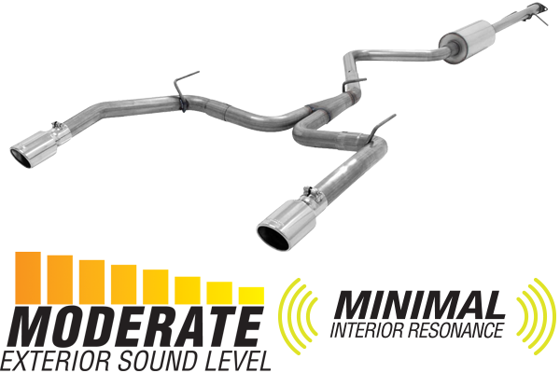 dBX Series Exhaust Systems