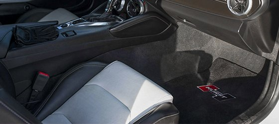 Hurst Elite Charger Floor Mats