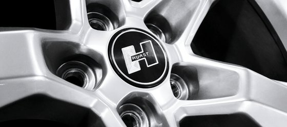Hurst Wheel Caps