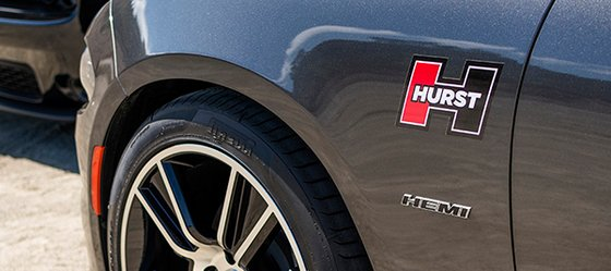 Hurst Elite Decals