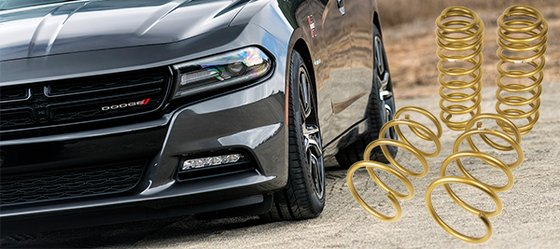 Hurst Elite Charger Spring Kits