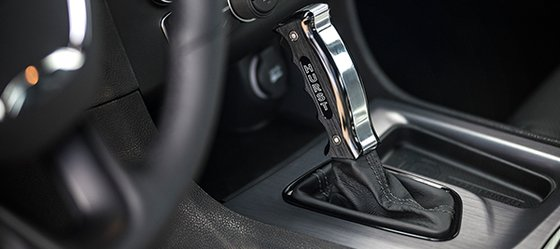 Hurst Elite Charger Shifter