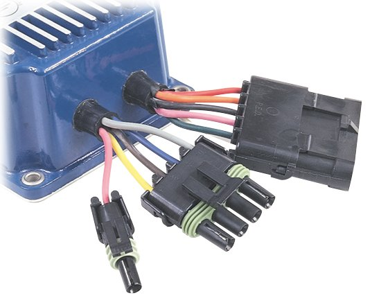 Ignition Box Connectors