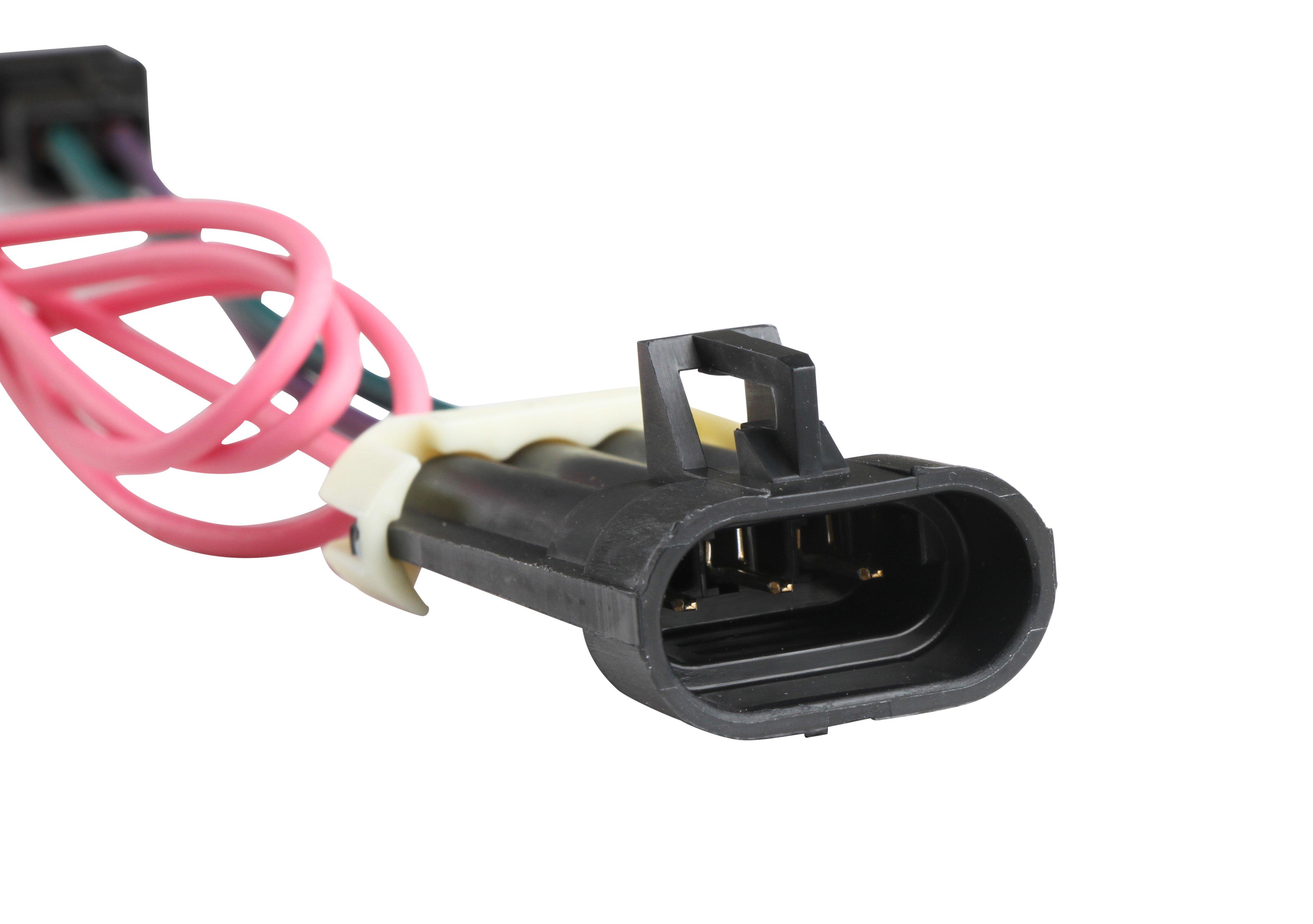 Buick V8 215-350 Holley Sniper EFI 565-311BK HyperSpark Distributor