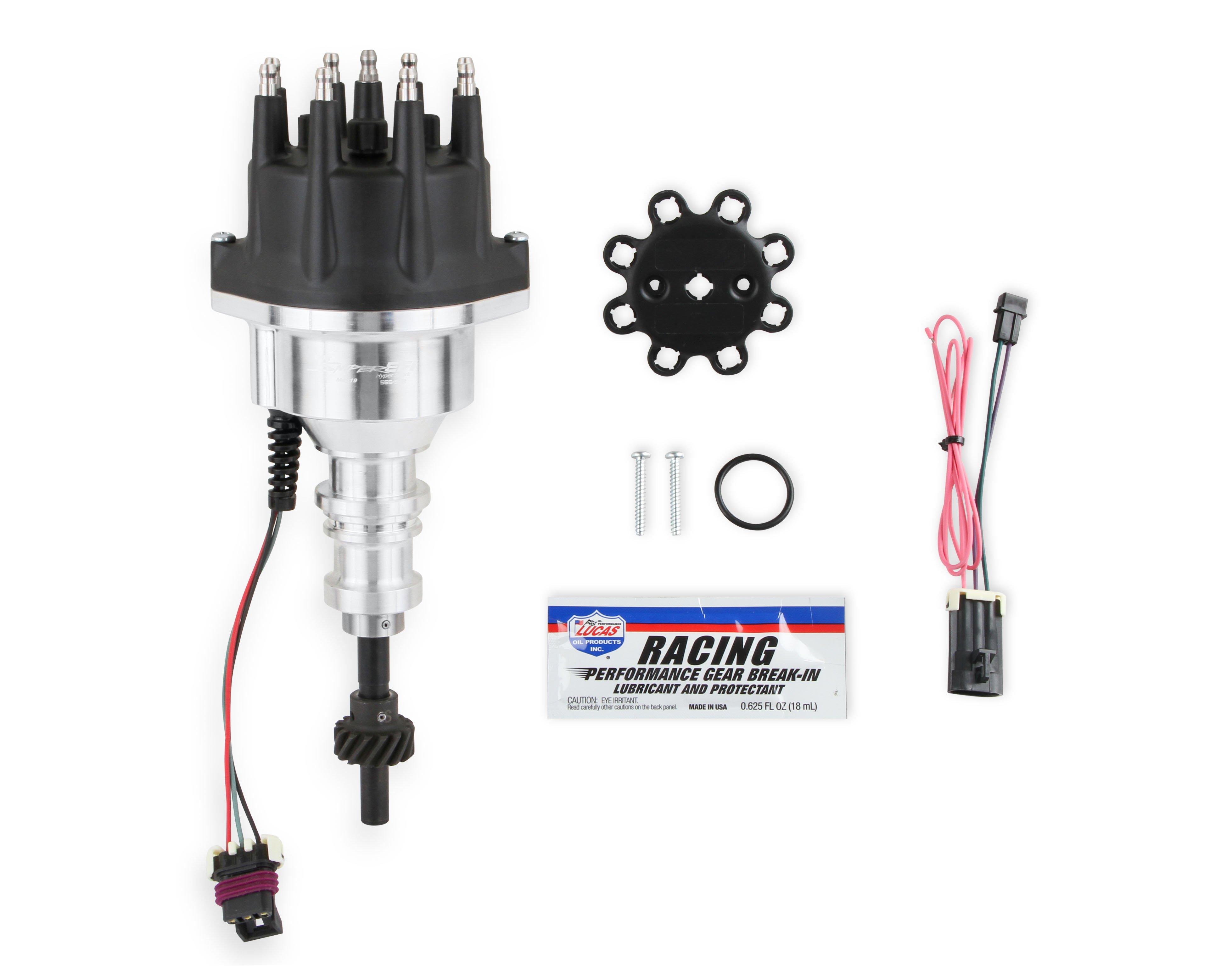 Sniper EFI HyperSpark Distributor - Ford Small Block (260/289/302)