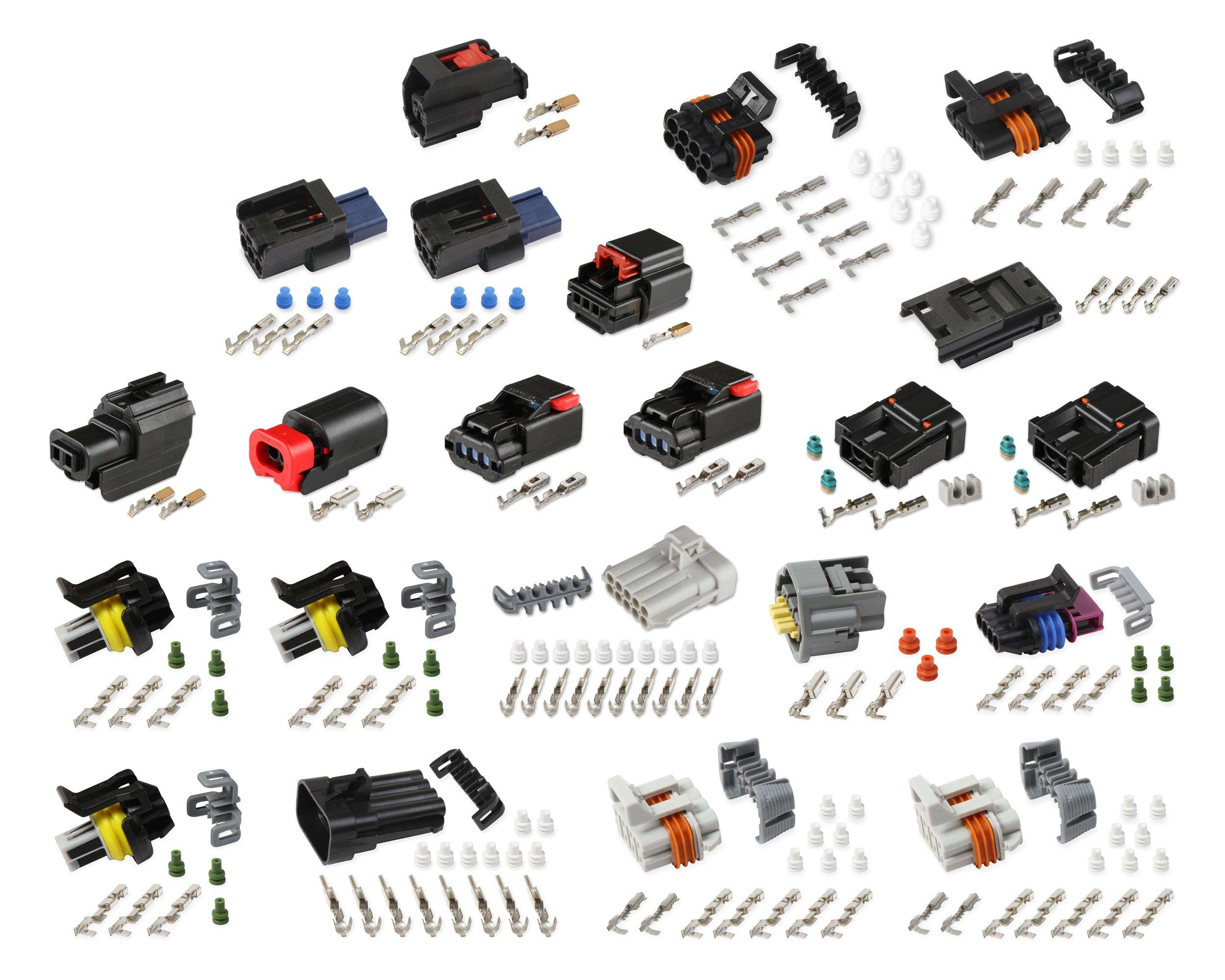Holley EFI 570-104 Hemi Main Harness Connector KitHolley
