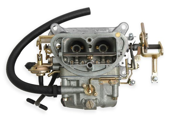 0-4670 - 350 CFM Factory Muscle Car Replacement Carburetor - additional Image
