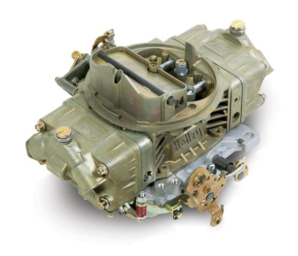 FR-4776C - 600 CFM Double Pumper Carburetor-Factory Refurbished Image