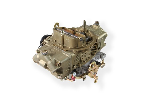 FR-4779CE - 750 CFM Classic Double Pumper Carburetor w/ Electric Choke-Factory Refurbished Image