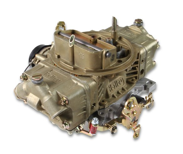 FR-4777CE - 650 CFM Classic Double Pumper Carburetor w/ Electric Choke-Factory Refurbished Image