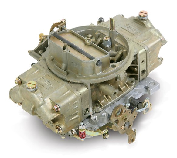 FR-4780C - 800 CFM Double Pumper Carburetor-Factory Refurbished Image