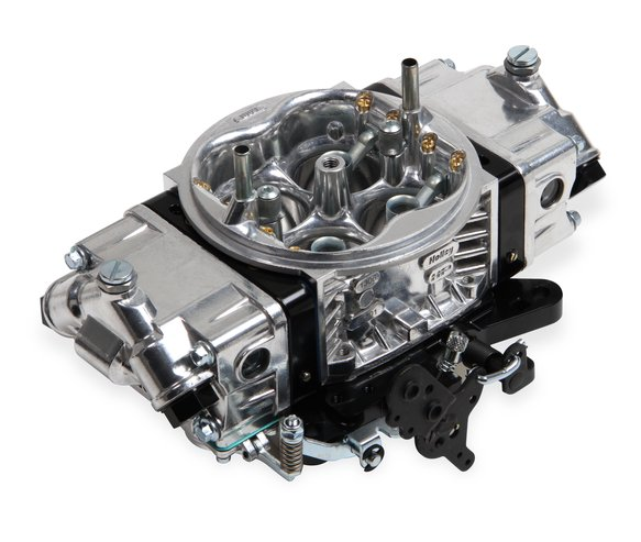 0-67201BK - 850 CFM Track Warrior Carburetor Image