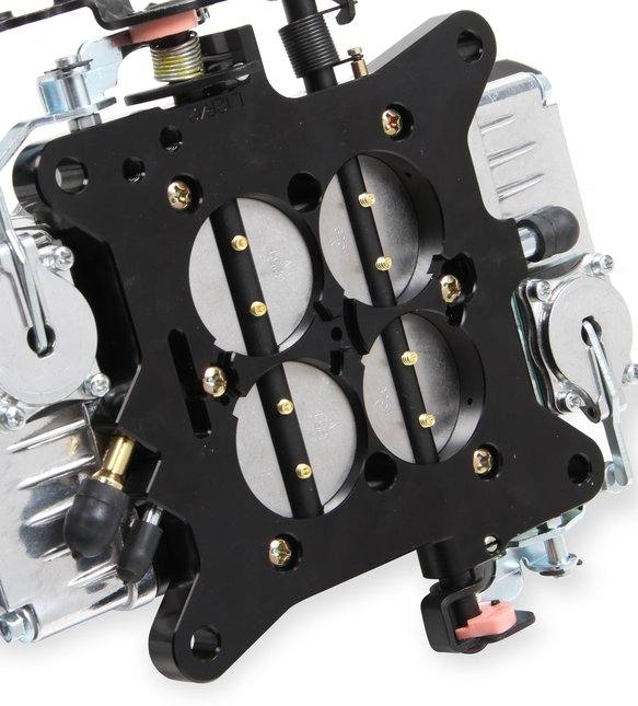 0-67201BK - 850 CFM Track Warrior Carburetor - additional Image