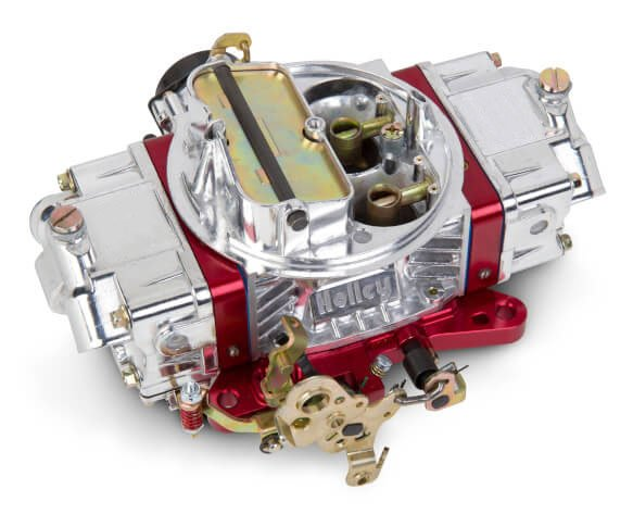 FR-76650RD - 650 CFM Ultra Double Pumper Carburetor-Factory Refurbished Image