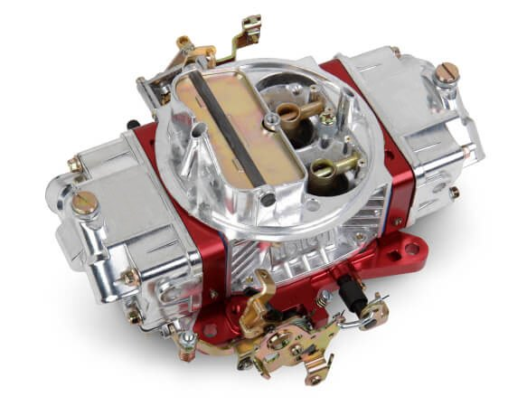 FR-76751RD - 750 CFM Ultra Double Pumper Carburetor-Factory Refurbished Image