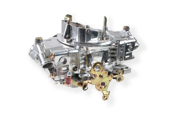 0-4779SAE - 750 CFM Aluminum Double Pumper Carburetor w/ Electric Choke Image
