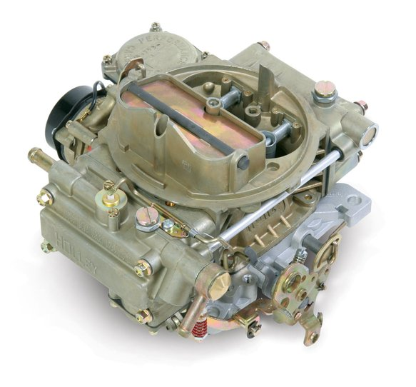 FR-80451 - Holley 0-80451 600CFM Factory Refurbished Emission Legal Replacement Carb Image