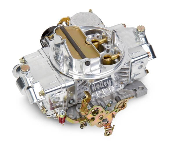 FR-80458SA - 600 CFM Classic Holley Carburetor-Factory Refurbished Image
