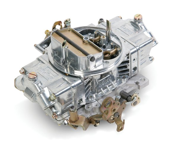 0-80572S - 700 CFM Supercharger Double Pumper Carburetor Image