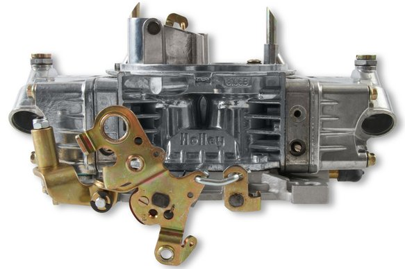 0-80573S - 750 CFM Supercharger Double Pumper Carburetor Image