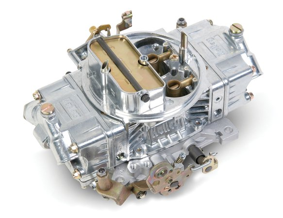 0-80592S - 600 CFM Supercharger Double Pumper Carburetor Image