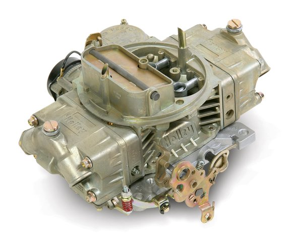 FR-80783C - 650 CFM Classic Holley Carburetor-Factory Refurbished Image