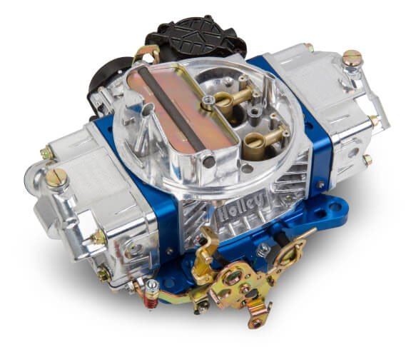 FR-86670BL - 670 CFM Ultra Street Avenger Carburetor-Factory Refurbished Image