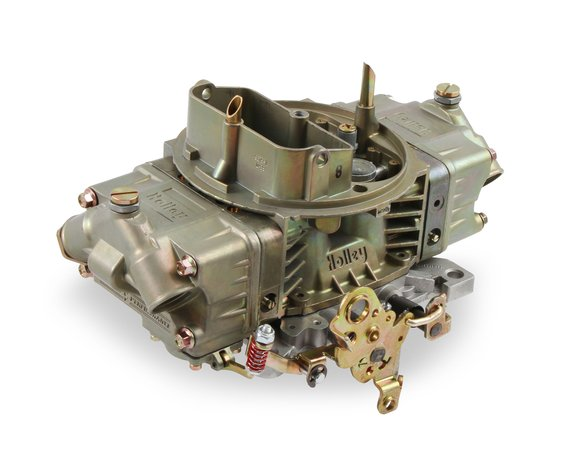 0-9379 - 750 CFM Competition Double Pumper Carburetor Image