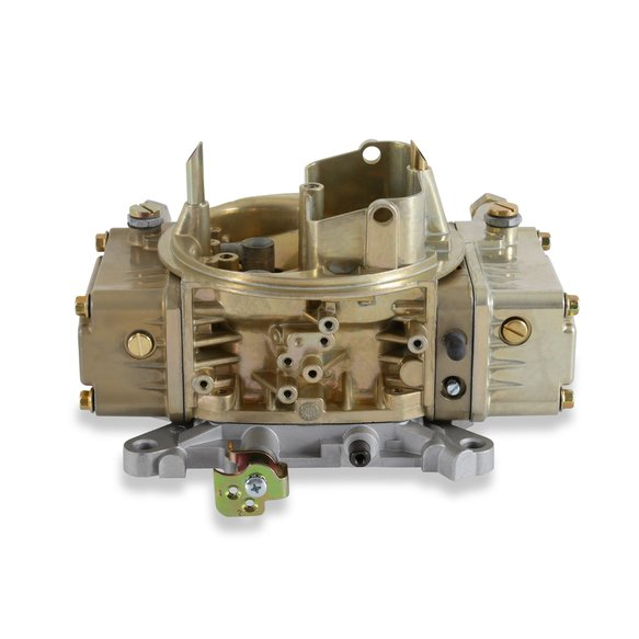 FR-9776 - UNIVERSAL HOLLEY 4-BARREL CARBURETOR-Factory refurbished - additional Image
