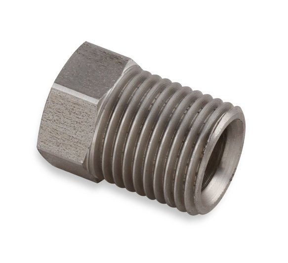 00044ERL - Earls Hardline Tube Nut - Stainless Steel 7/16