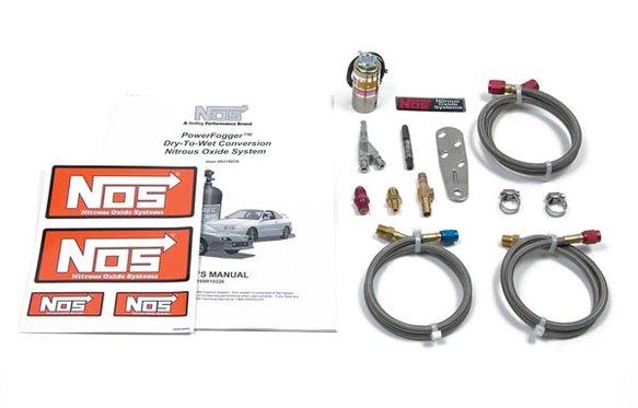 0031NOS - NOS Dry to Wet Conversion Kit Image