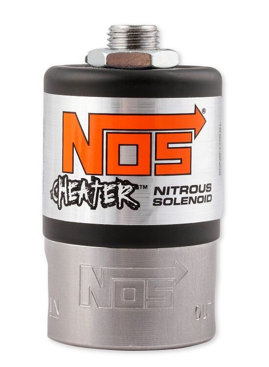 02010BNOS - NOS Cheater Wet Nitrous System for 2x4 Dual 4150 4-barrel Carburetors-Black - additional Image