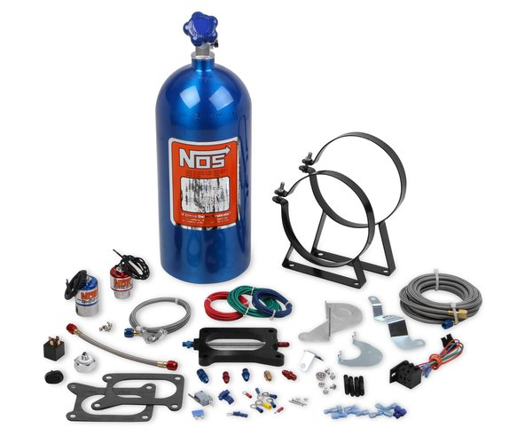 02120NOS - 2003-2004 Mustang Cobra Nitrous System Image