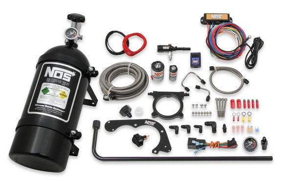 02125BNOS - NOS Plate Wet Nitrous System - Ford Image