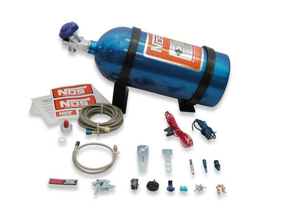 02519NOS - NOS Diesel Nitrous System for Cummins, Duramax, and Powerstroke engines Image