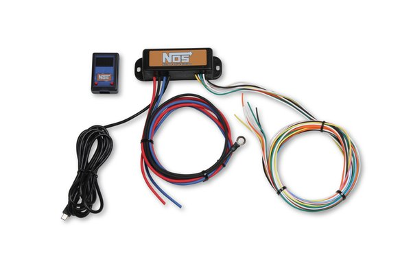 02522nos - nos diesel nitrous system w/ mini 2 stage controller -  additional image