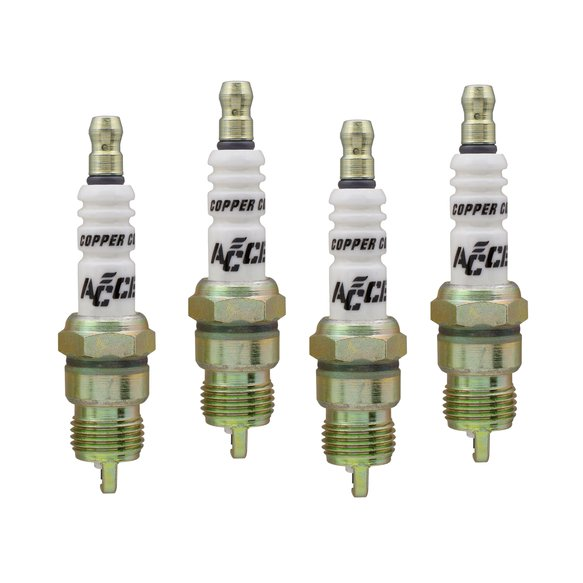 0272-4 - HP Copper Spark Plug Image