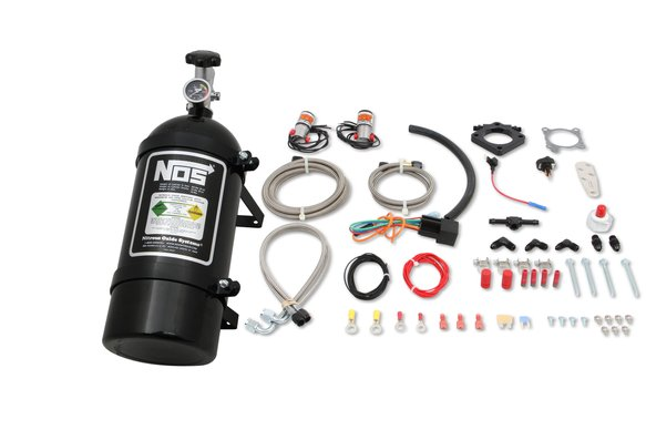 03026-10BNOS - NOS Plate Wet Nitrous System - Can-am Maverick X3 Image