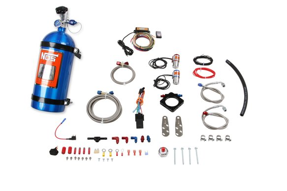 03026-10NOS - NOS Plate Wet Nitrous System - Can-am Maverick X3 Image