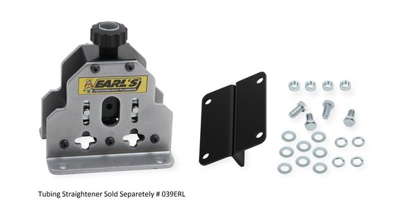 040ERL - Earls Vise-Mounting Bracket for Tubing Straightener 039ERL - additional Image