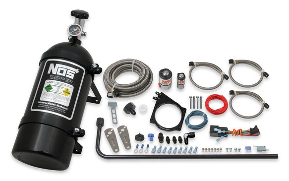 05162BNOS - NOS Plate Wet Nitrous System - GM Image