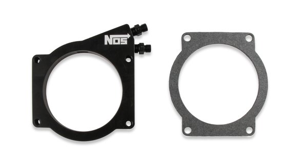 05164BNOS - NOS Plate Wet Nitrous System - GM - additional Image