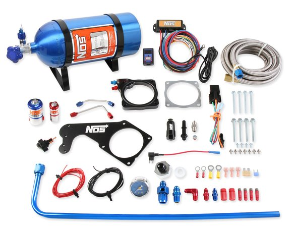 05184NOS - Complete Nitrous Kit for Dodge Challenger, Charger & Chrylser 300 Image