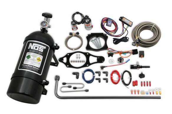 05218BNOS - NOS Plate Wet Nitrous System - GM Image