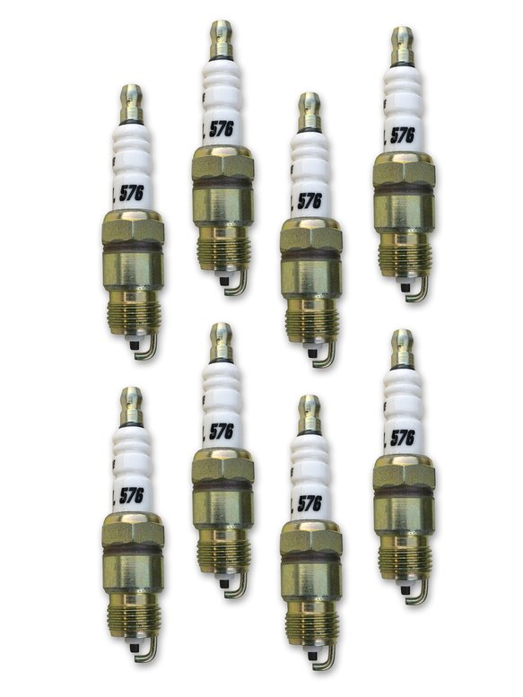 8179 - HP Copper Spark Plug, 14mm Thread - .460