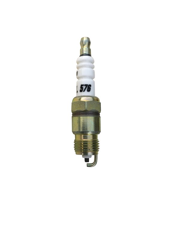 0576 - HP Copper Spark Plug, 14mm Thread - .460