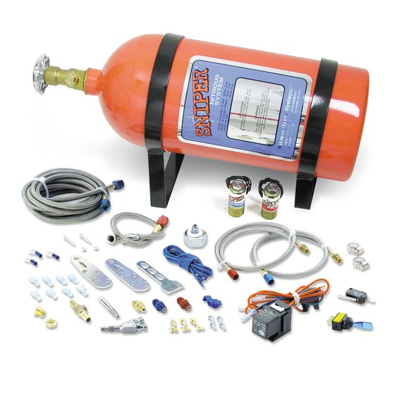 07005NOS - NOS Sniper Single Fogger Multi-Fit Wet Nitrous Kit Image