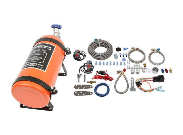 07006NOS - NOS Sniper Single Fogger Wet Nitrous System - Multi-Fit Image